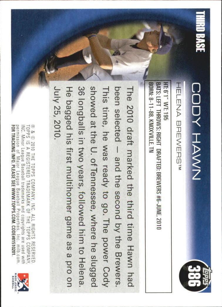 2010-Topps-Pro-Debut-251-440-You-Choose-GOTBASEBALLCARDS thumbnail 192