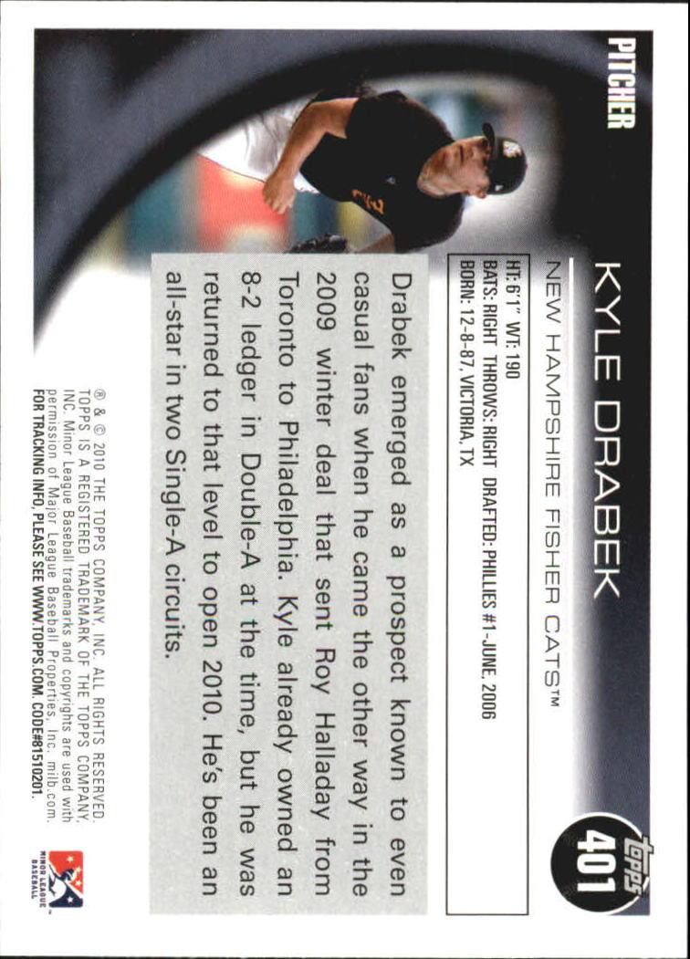 2010-Topps-Pro-Debut-251-440-You-Choose-GOTBASEBALLCARDS thumbnail 212