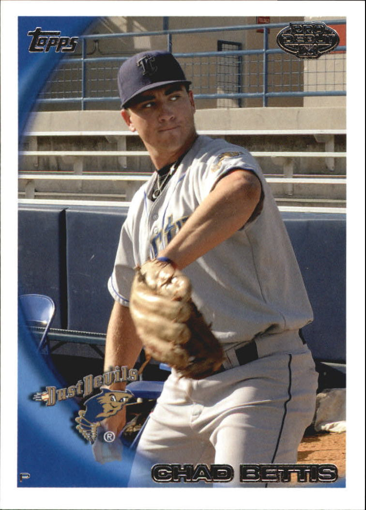 2010 Topps Pro Debut #406 Chad Bettis