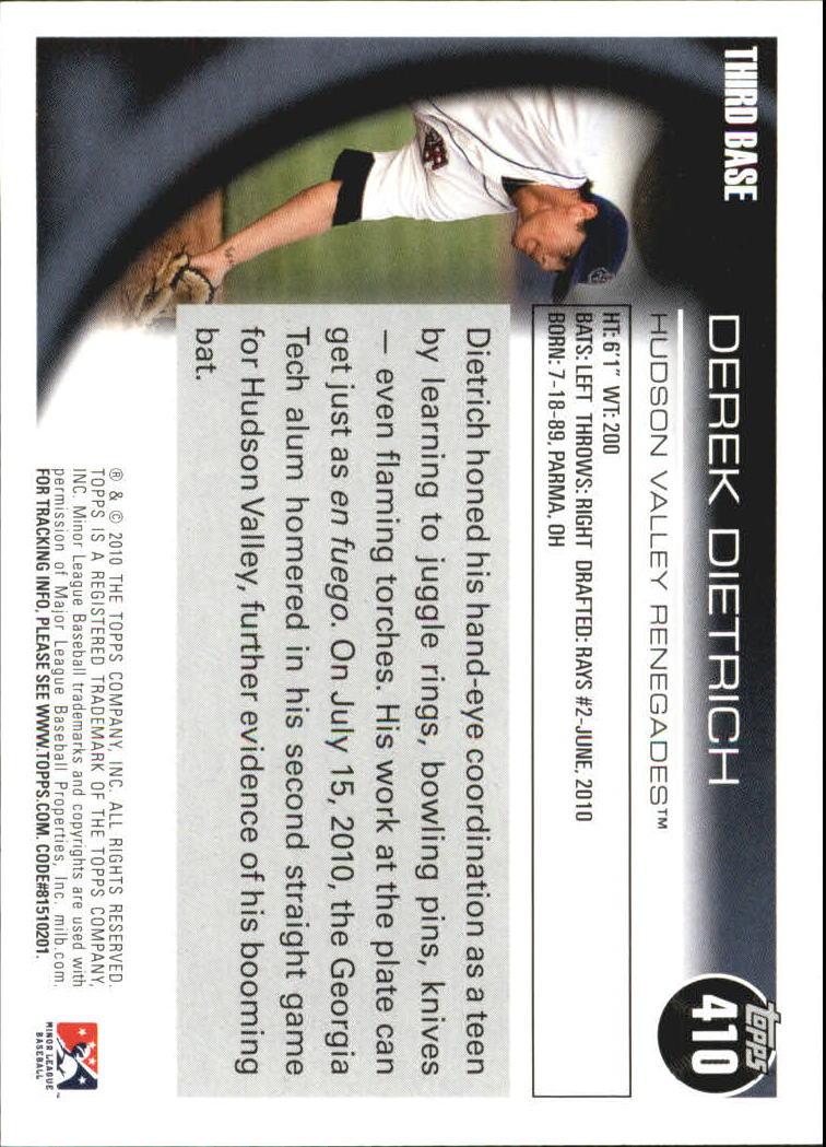 2010-Topps-Pro-Debut-251-440-You-Choose-GOTBASEBALLCARDS thumbnail 222