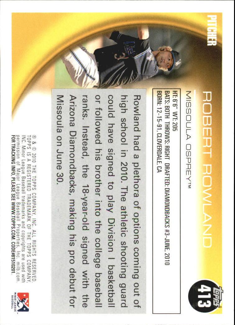 2010-Topps-Pro-Debut-251-440-You-Choose-GOTBASEBALLCARDS thumbnail 224