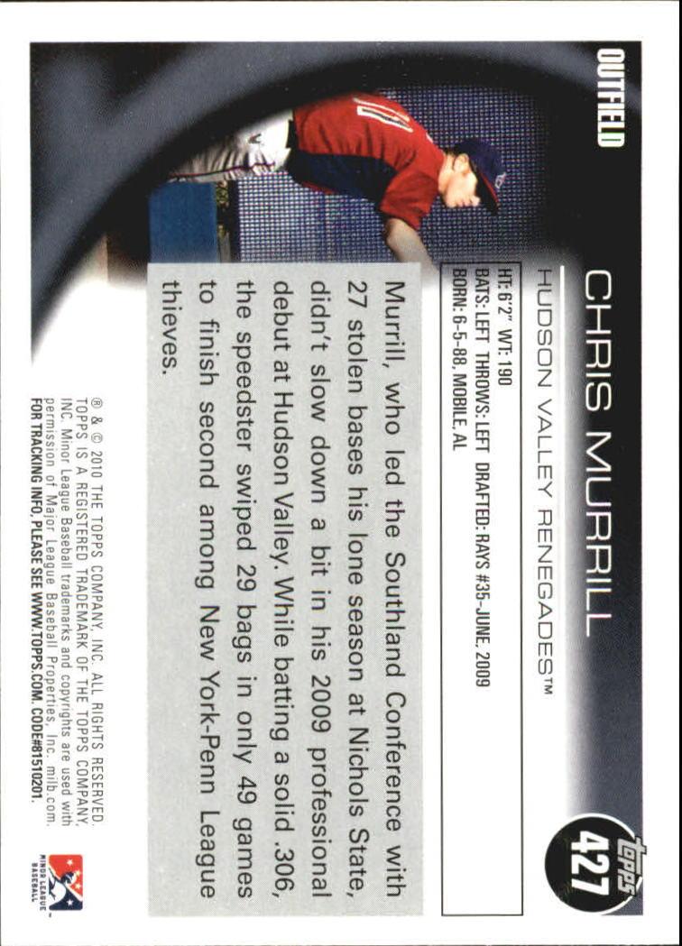2010-Topps-Pro-Debut-251-440-You-Choose-GOTBASEBALLCARDS thumbnail 242