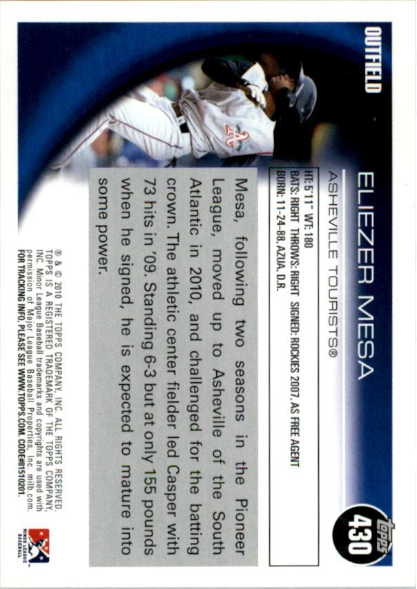 2010-Topps-Pro-Debut-251-440-You-Choose-GOTBASEBALLCARDS thumbnail 248