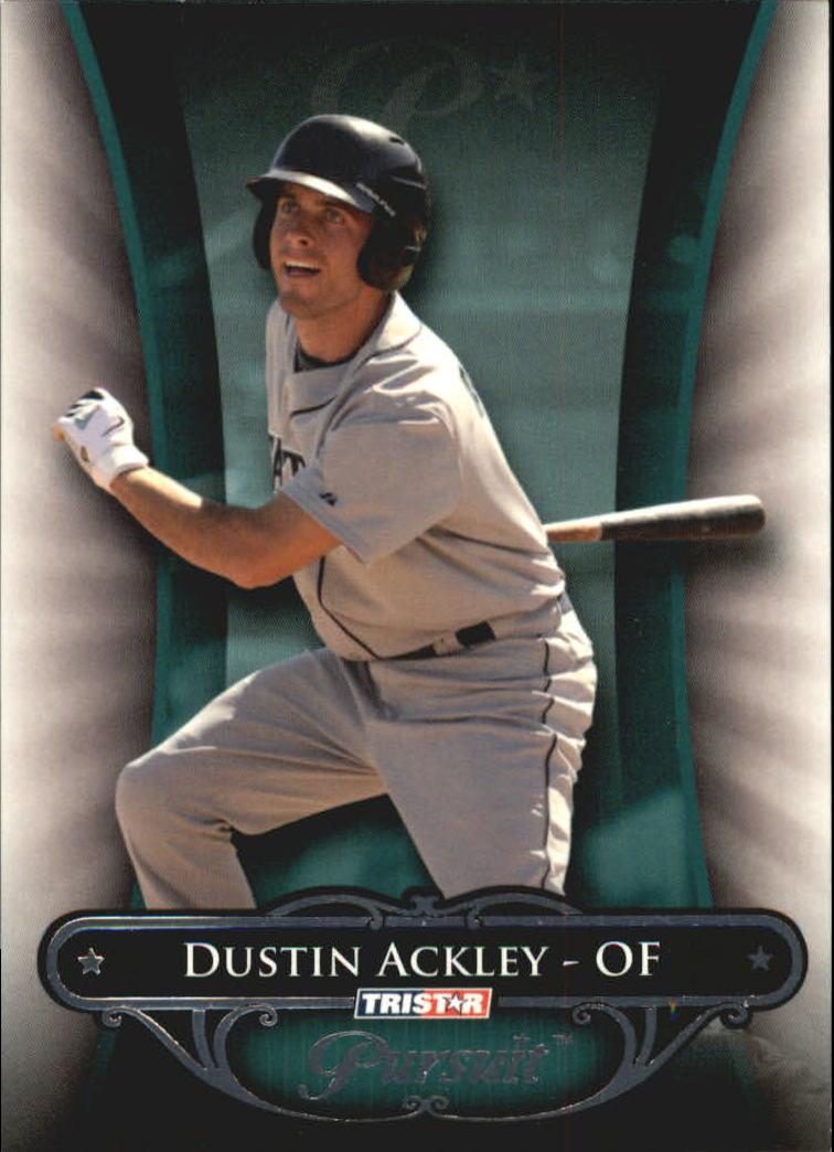 2010 TRISTAR Pursuit #1a Dustin Ackley