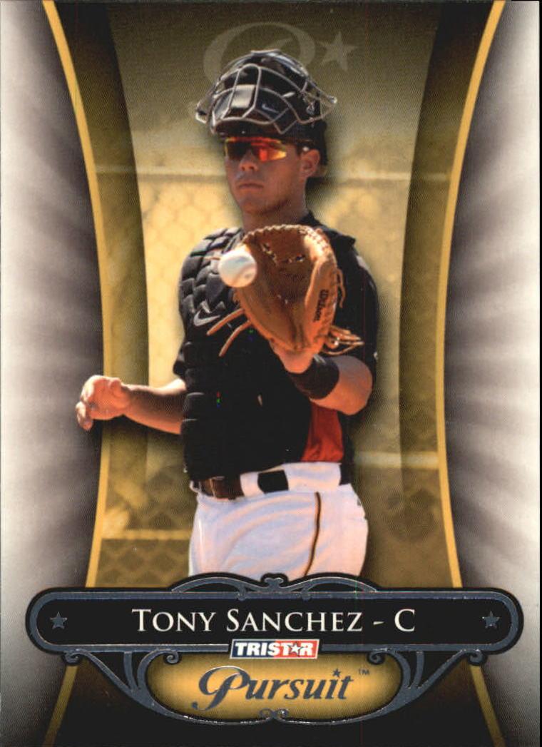 2010 TRISTAR Pursuit #2a Tony Sanchez