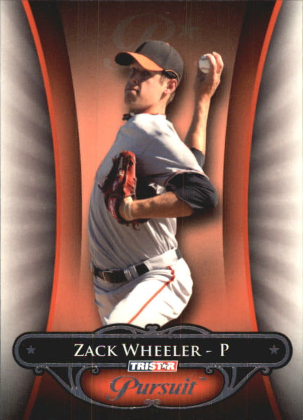 2010 TRISTAR Pursuit #3 Zach Wheeler