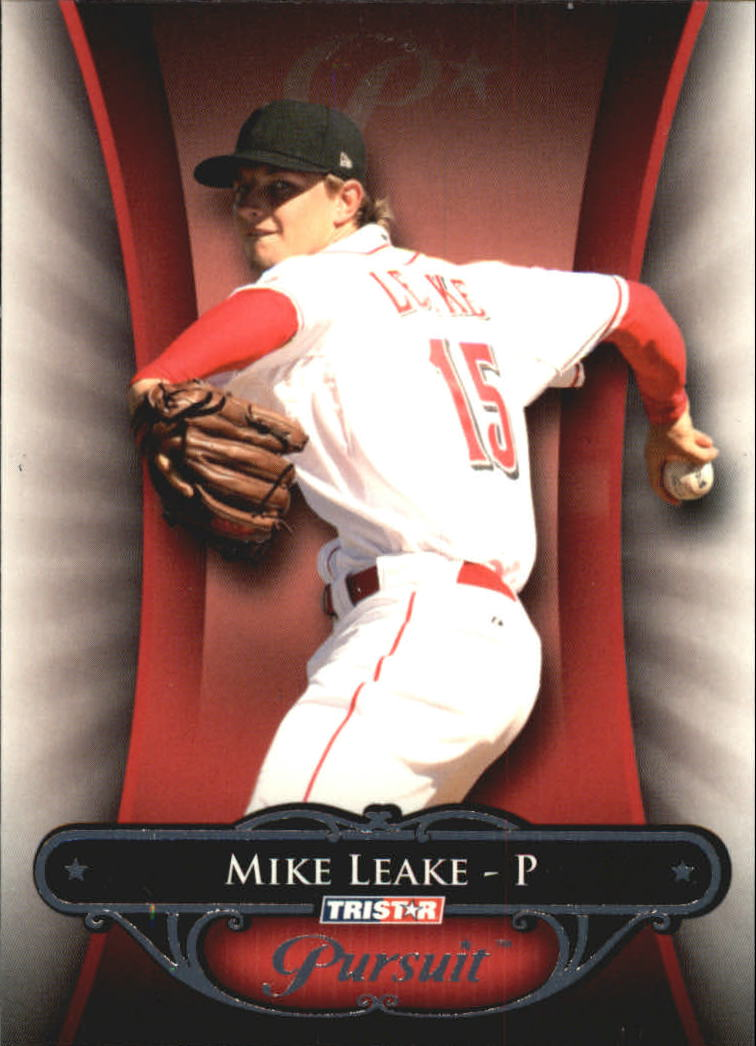 2010 TRISTAR Pursuit #4 Mike Leake