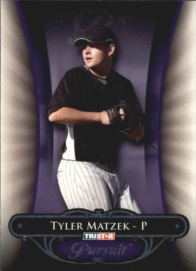2010 TRISTAR Pursuit #5 Tyler Matzek