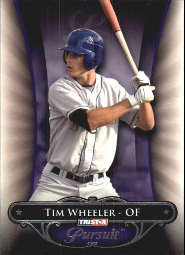 2010 TRISTAR Pursuit #13 Tim Wheeler