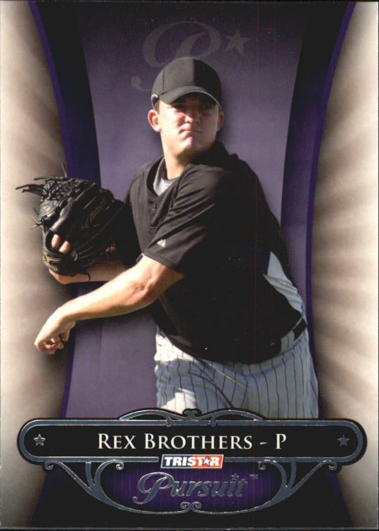 2010 TRISTAR Pursuit #14 Rex Brothers