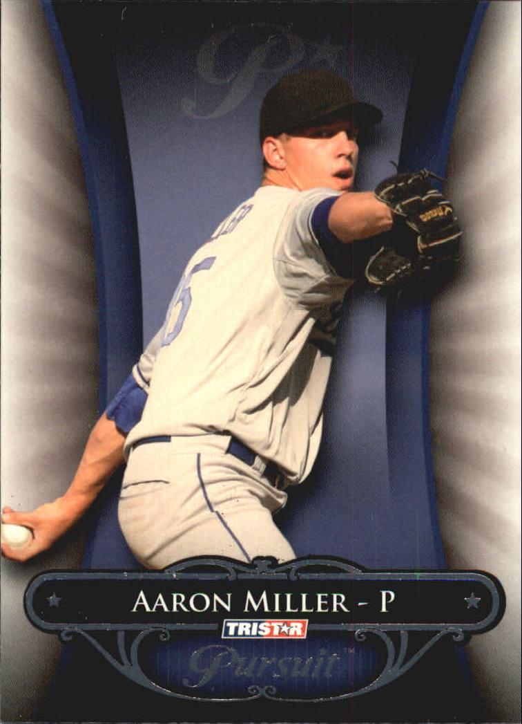 2010 TRISTAR Pursuit #15 Aaron Miller