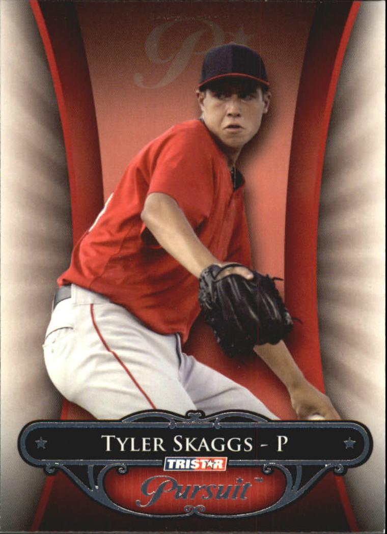 2010 TRISTAR Pursuit #16 Tyler Skaggs