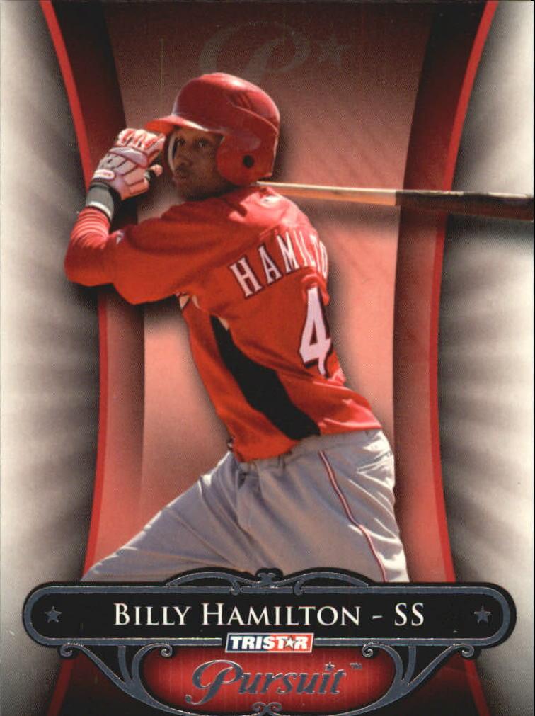 2010 TRISTAR Pursuit #23 Billy Hamilton