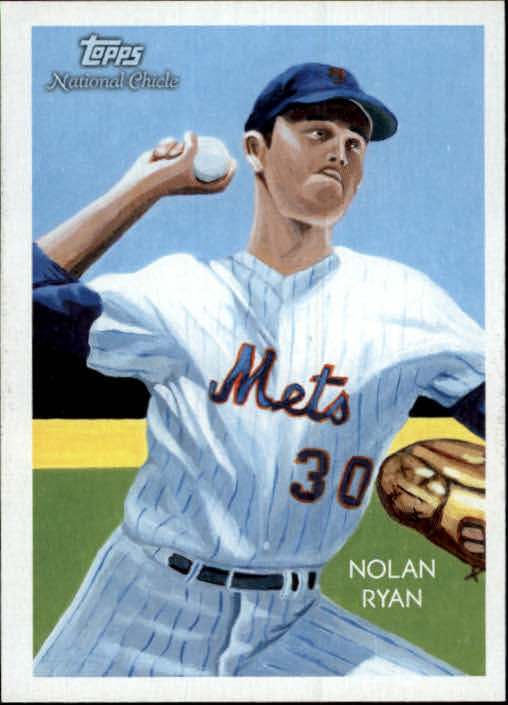 2010 Topps National Chicle #249 Nolan Ryan