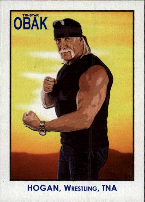 2010 TRISTAR Obak #106 Hulk Hogan