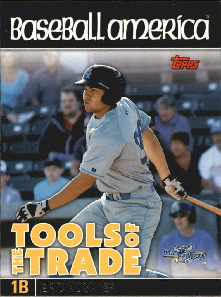 2010 Topps Pro Debut Baseball America's Tools of the Trade #TT26 Eric Hosmer