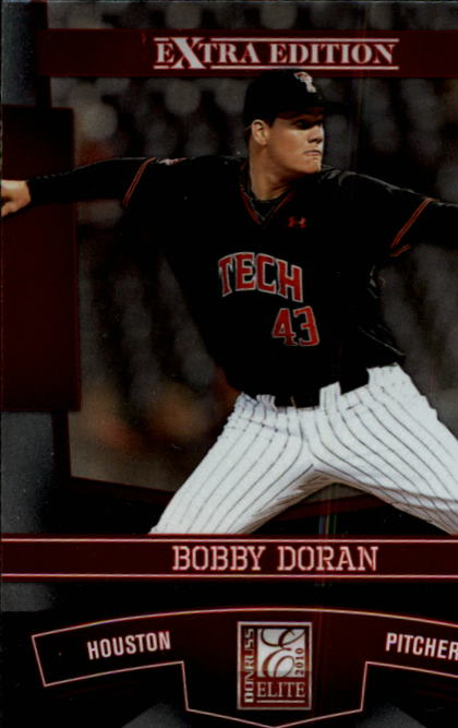 2010 Donruss Elite Extra Edition #7 Bobby Doran