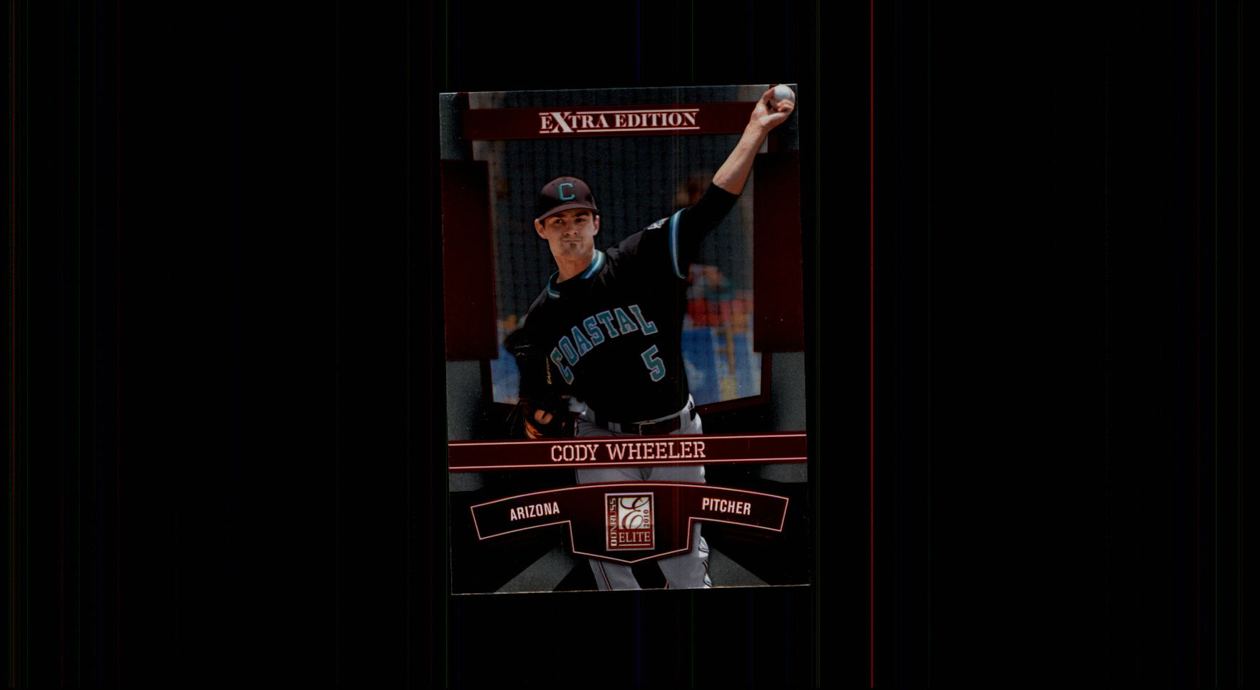 2010 Donruss Elite Extra Edition #58 Cody Wheeler