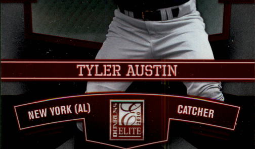2010 Donruss Elite Extra Edition Aspirations #95 Tyler Austin