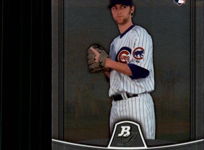 2010 Bowman Platinum #16 Andrew Cashner RC