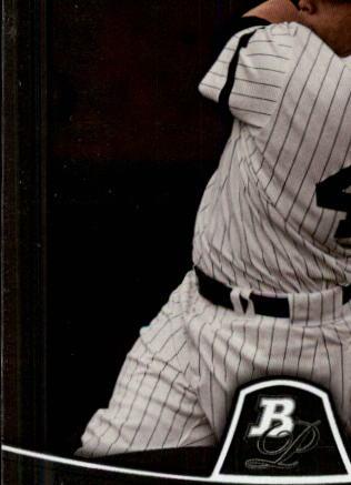 2010 Bowman Platinum #23 Carlos Santana RC