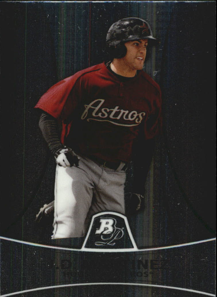 2010 Bowman Platinum Prospects #PP23 J.D. Martinez