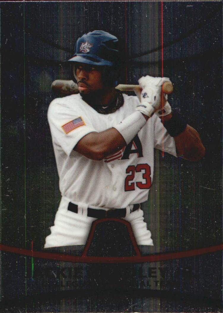 2010 Bowman Platinum Prospects #PP31 Jackie Bradley Jr.