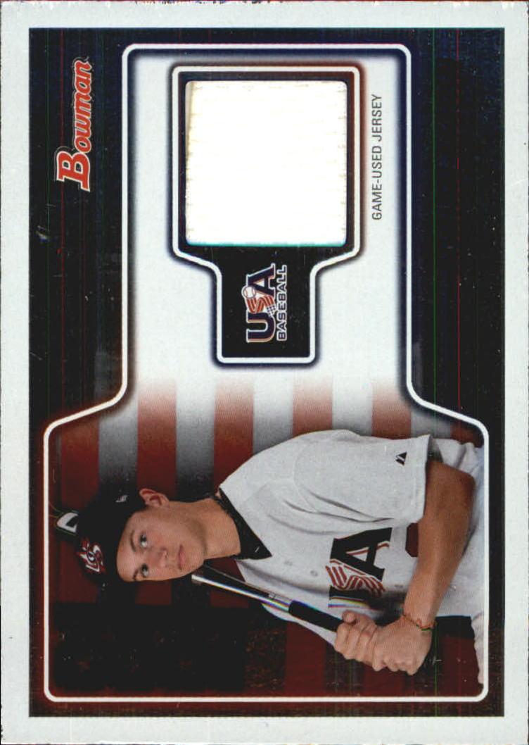 2010 Bowman Draft USA Baseball Jerseys #USAR12 Adrian Marin