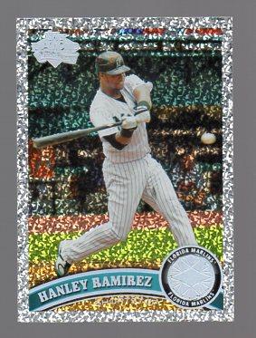 2011 Topps Diamond Anniversary #20A Hanley Ramirez