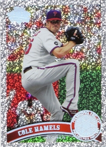 2011 Topps Diamond Anniversary #460A Cole Hamels