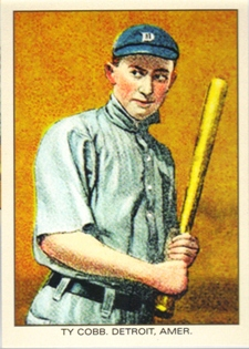 2011 Topps CMG Reprints #CMGR27 Ty Cobb