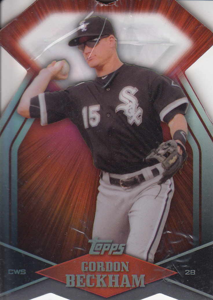 2011 Topps Diamond Die Cut #DDC18 Gordon Beckham
