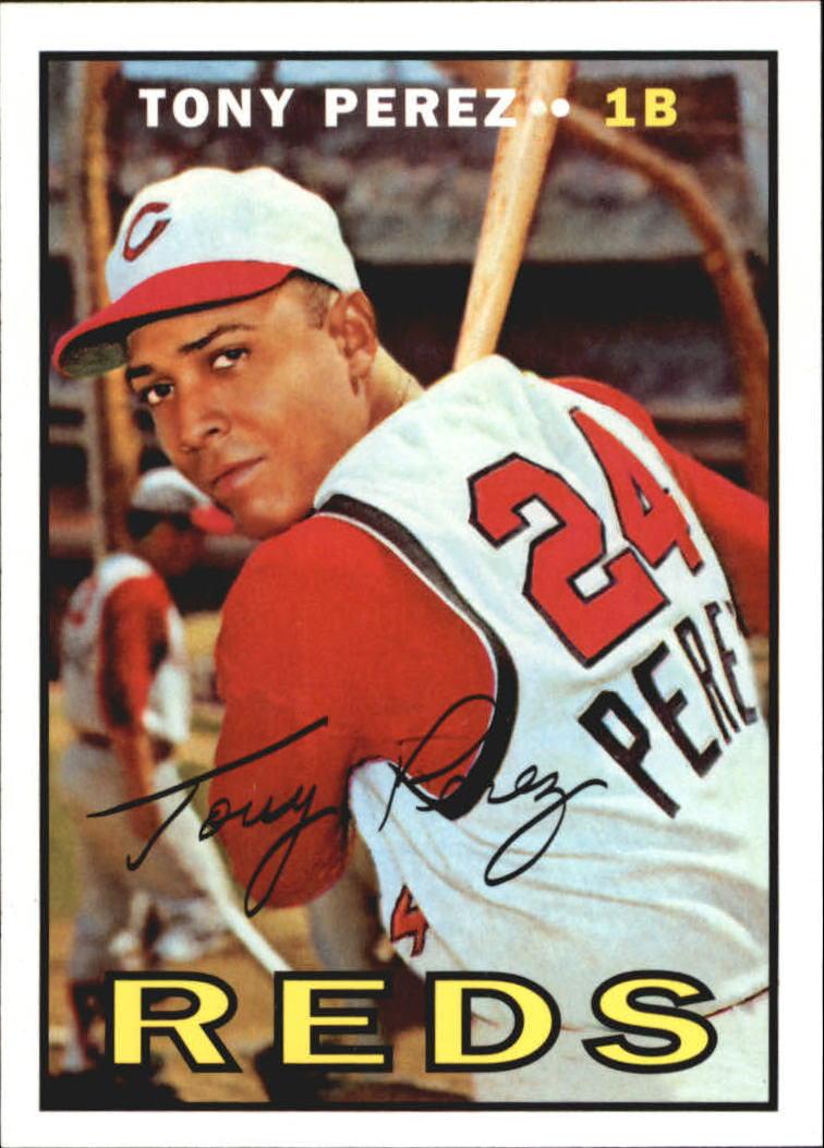 2011 Topps 60 Years of Topps #16 Tony Perez
