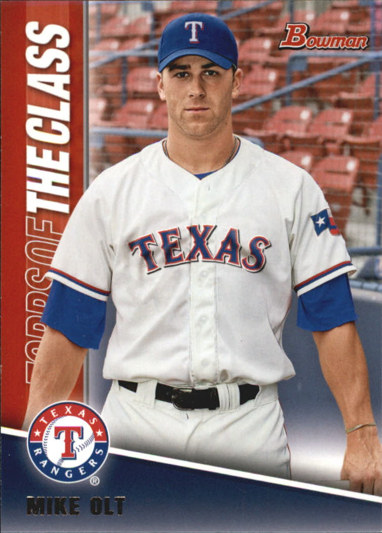 2011 Bowman Topps of the Class #TC2 Mike Olt