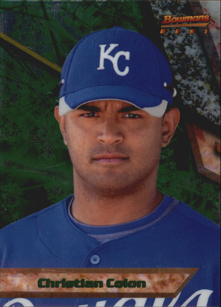 2011 Bowman Bowman's Best Prospects #BBP58 Christian Colon