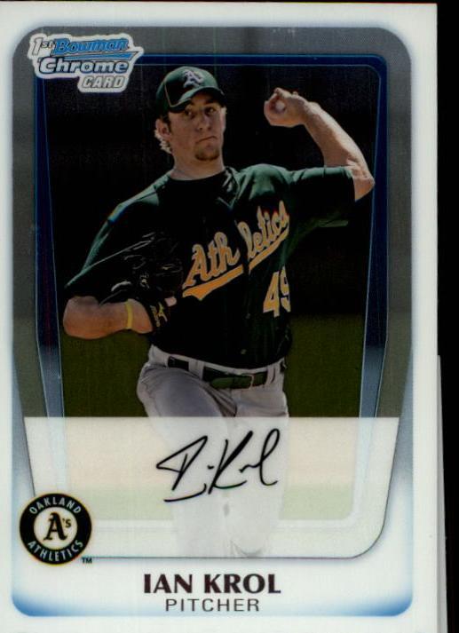 2011 Bowman Chrome Prospects #BCP138 Tyler Moore