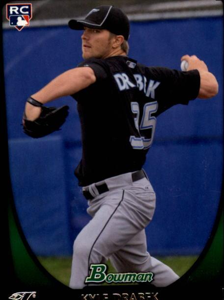 2011 Bowman #201 Kyle Drabek RC