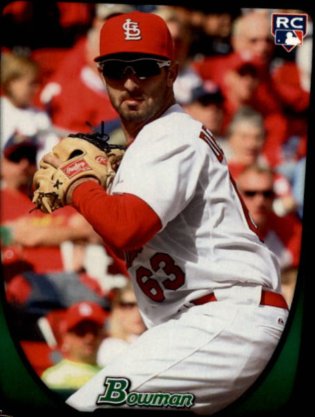 2011 Bowman #215 Daniel Descalso RC