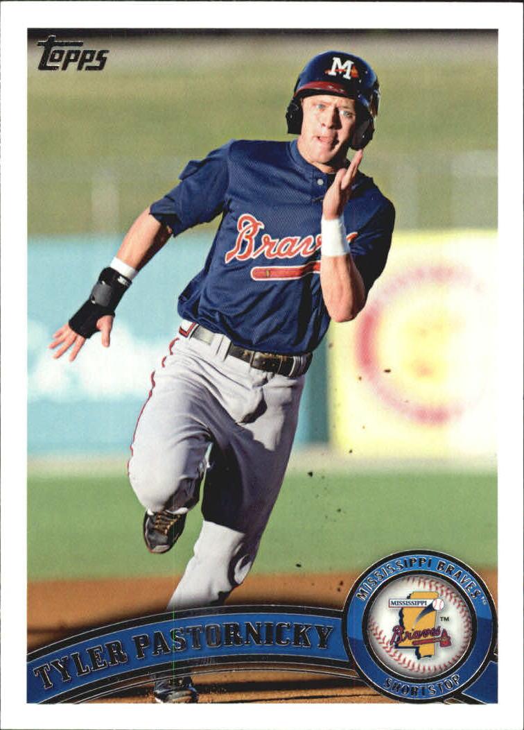 2011 Topps Pro Debut #97 Tyler Pastornicky