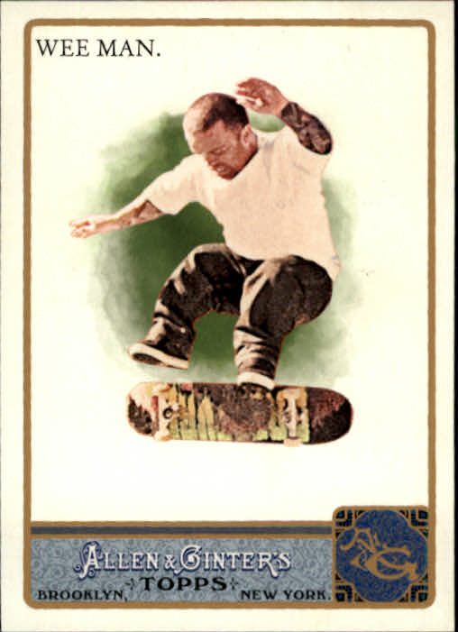 2011 Topps Allen and Ginter #272 Wee Man