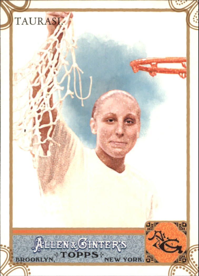 2011 Topps Allen and Ginter Code Cards #15 Diana Taurasi