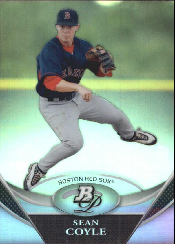 2011 Bowman Platinum Prospects #BPP75 Sean Coyle