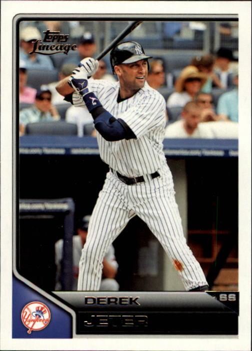 2011 Topps Lineage #2 Derek Jeter