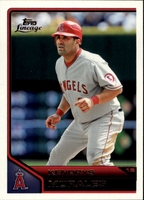 2011 Topps Lineage #14 Kendry Morales