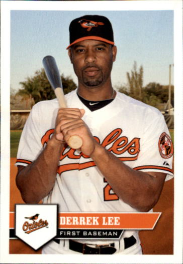 2011 Topps Stickers #7 Derrek Lee
