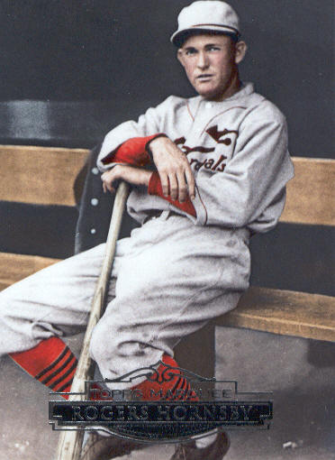 2011 Topps Marquee #10 Rogers Hornsby