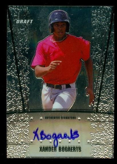 2011 Leaf Metal Draft #XB1 Xander Bogaerts