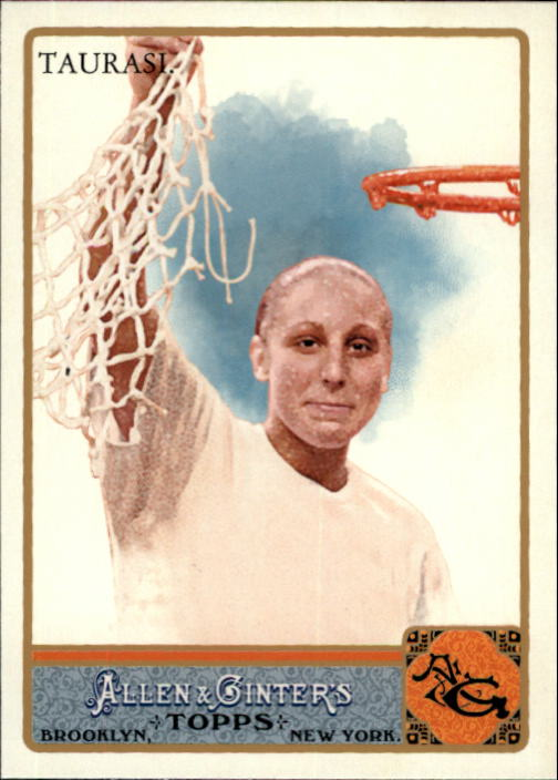 2011 Topps Allen and Ginter Glossy #15 Diana Taurasi