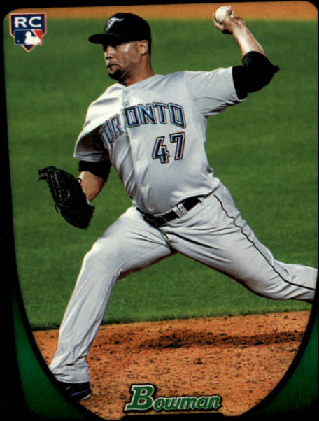 2011 Bowman Draft #69 Luis Perez RC