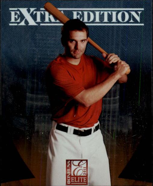 2011 Donruss Elite Extra Edition #15 Danny Espinosa RC